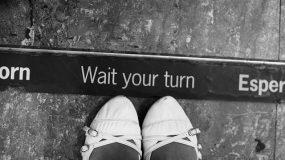 Πρόσεχε τον άνθρωπο που κάνει υπομονή