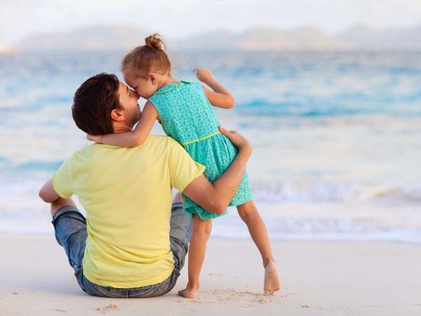 Πόσο αλλάζουν οι κόρες τους μπαμπάδες;