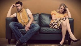 οι άντρες που συμφωνούν πάντα με όσα λέει η γυναίκα τους, είναι πιο δυστυχισμένοι.
