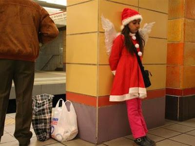 Τα Χριστούγεννα στην Ομόνοια
