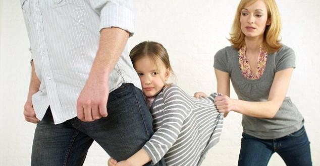 Διαζύγιο  Όταν το παιδί, επιλέγει να μείνει με τον μπαμπά