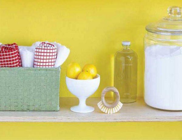 Πως να φτιαξουμε μονες μας super φυσικα καθαριστικά για το σπίτι