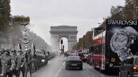 Φωτογραφίες του Β' Παγκοσμίου Πολέμου συναντούν το σήμερα