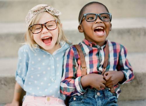 Η αγάπη μέσα από τα μάτια των παιδιών!