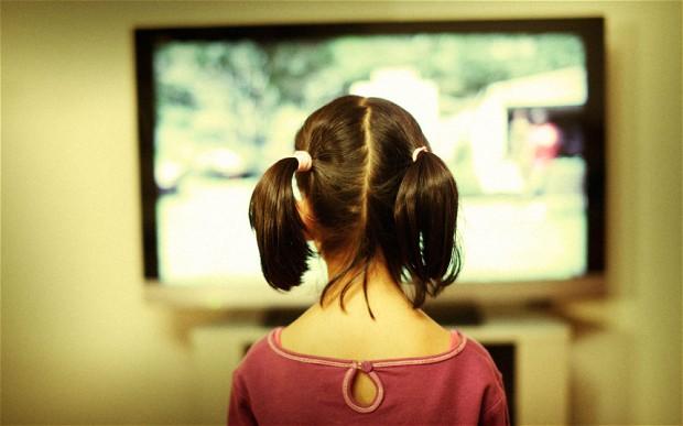 Η τηλεόραση μετατρέπει το παιδί σε φυτό