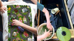 19 ιδεες για παιχνιδι με τα παιδια στο σπιτι