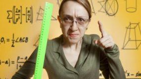 Η δασκάλα με τα κουλά μυαλά