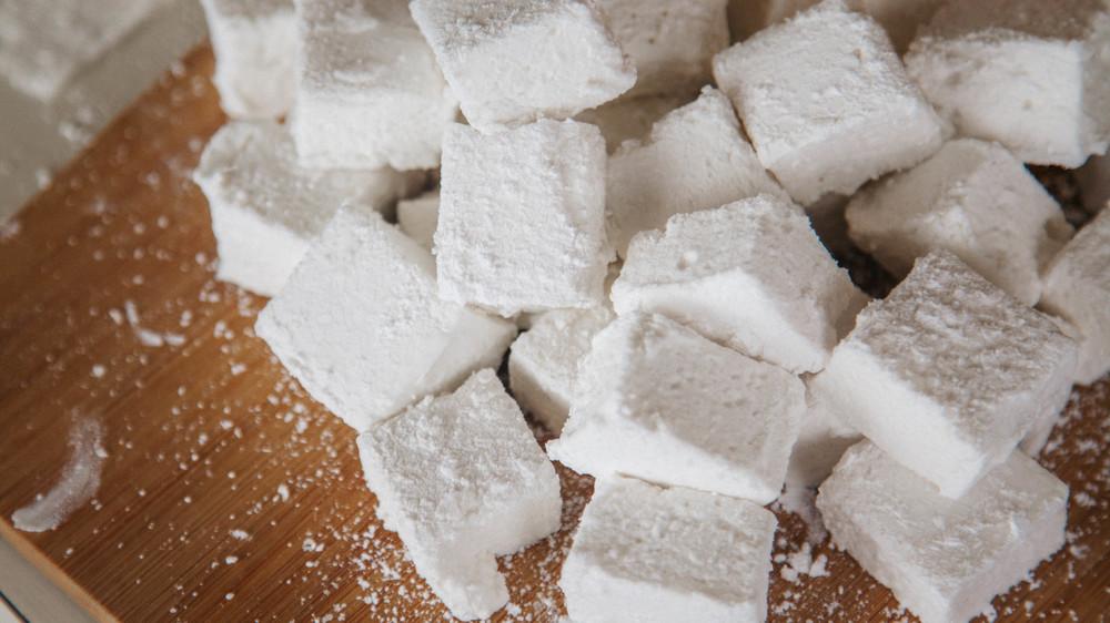 Marshmallows από τον Στέλιο Παρλιάρο και τις Γλυκιές Αλχημίες!