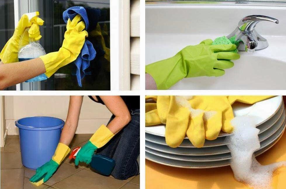 6 λάθη στο καθάρισμα που δεν ξέρεις ότι κάνεις!