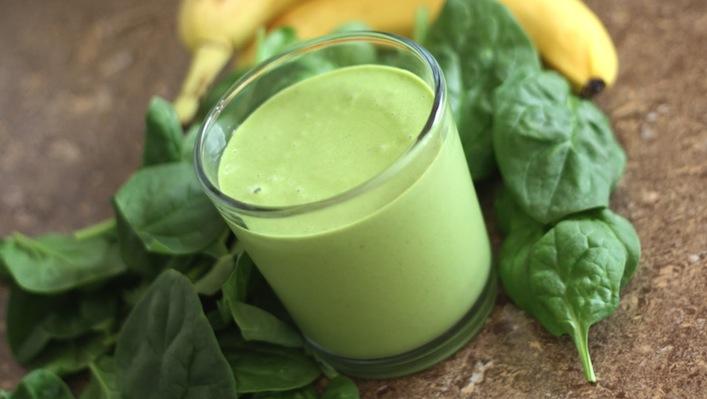 Αποτοξίνωση τώρα: Αυξήστε το μεταβολισμό σας με αυτό το green smoothie!