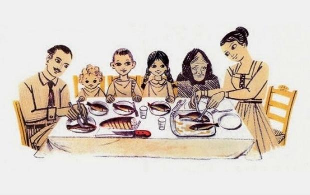 11 γνωρίσματα της Αγιας  Ελληνικής Οικογένειας