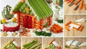 Σαλάτες για παιδικο πάρτυ!!!