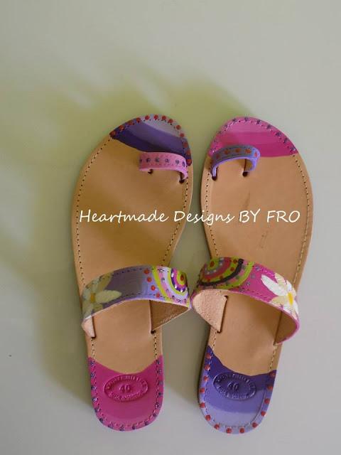Ελατέ να γνωρίσουμε  το  Heartmade BY FRO και τη  Φροσω !