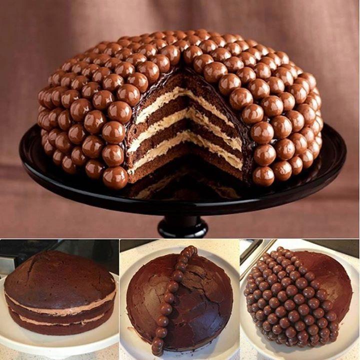maltesers_cake_Step_by_Step