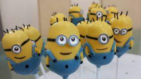 Ιδεες για λαχταριστα Cake Pops !