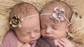 Απιθανες φωτογραφιες με μωρα στην αγκαλια του Μορφεα!