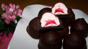 Συνταγή για σοκολατάκια kiss στο λεπτό