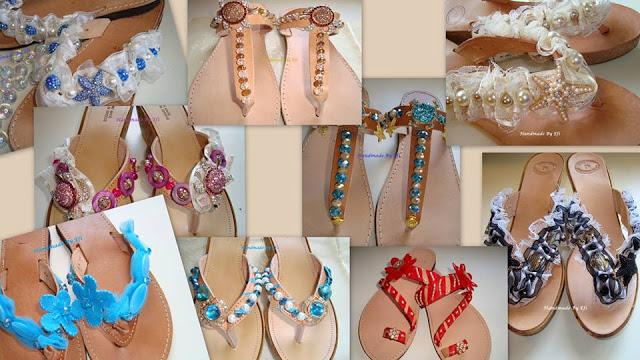 Γνωριστε την Εφη και το /Handmade-Creations