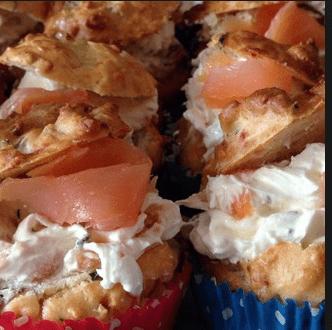 Συνταγές για αλμυρα cupcakes