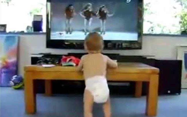 To Μωρό χορεύει Beyonce