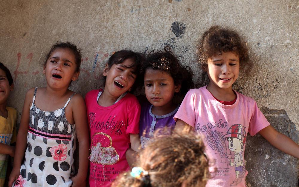 Ένα Παιδί από τη Γάζα