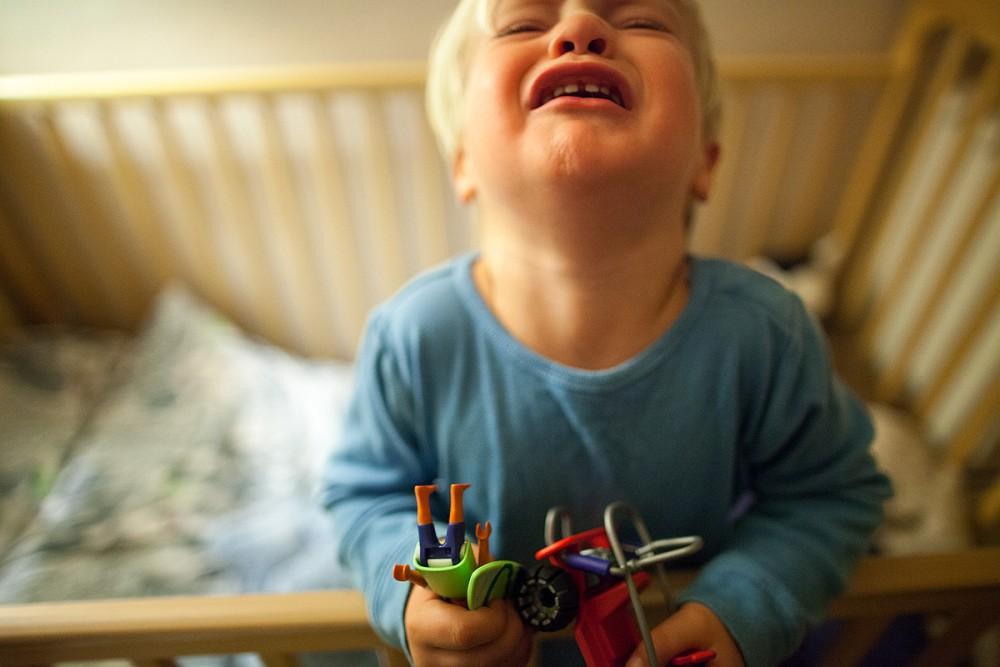 Πως θα πείσετε το παιδί να πάει για υπνο