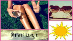 Φτιάξτε μόνες σας self-tan εύκολα και γρήγορα, με φυτικά υλικά.