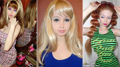 Υπάρχει και νέα αληθινή Barbie, είναι 16 ετών και την λένε Lolita Richi