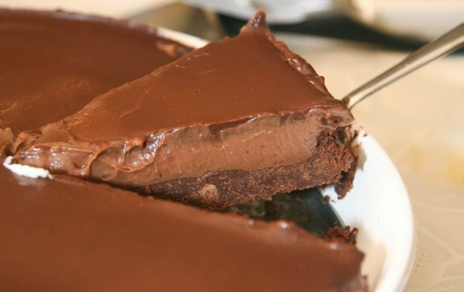 Aμαρτωλό cheesecake Nutella! Συνταγή βήμα βημα