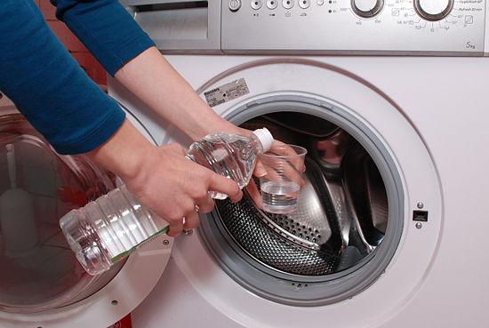 Πώς να καθαρίσω το πλυντήριο ρούχων;