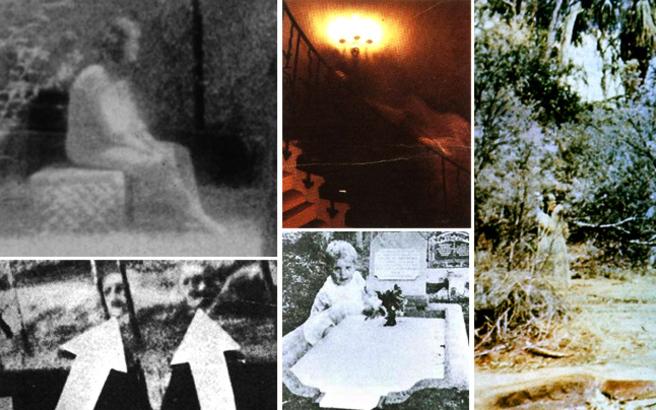 Οι 10 πιο ανατριχιαστικές φωτογραφίες φαντασμάτων