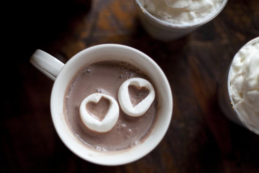 Σοκολάτα με τριμμένο μπισκότο