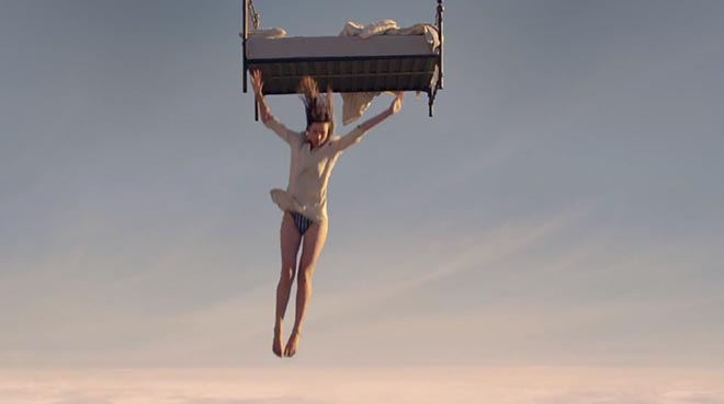 Ikea Beds commercial