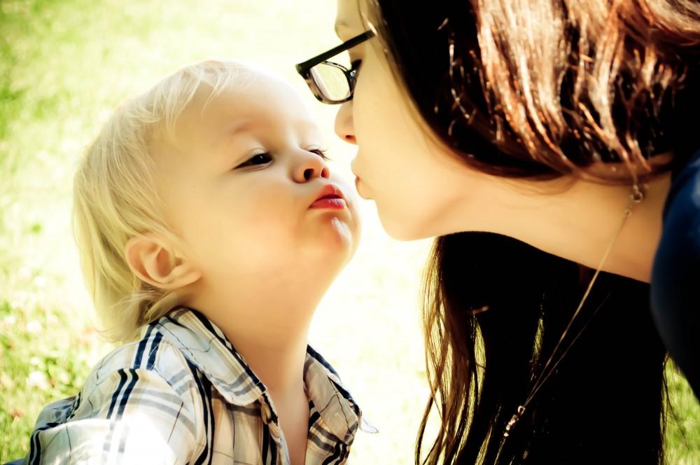 18 λόγοι που χαίρομαι που έχω γιο!