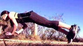 Κοπέλα έκανε push ups για 100 μέρες και δείτε πώς ΜΕΤΑΜΟΡΦΩΘΗΚΕ(ΒΙΝΤΕΟ)