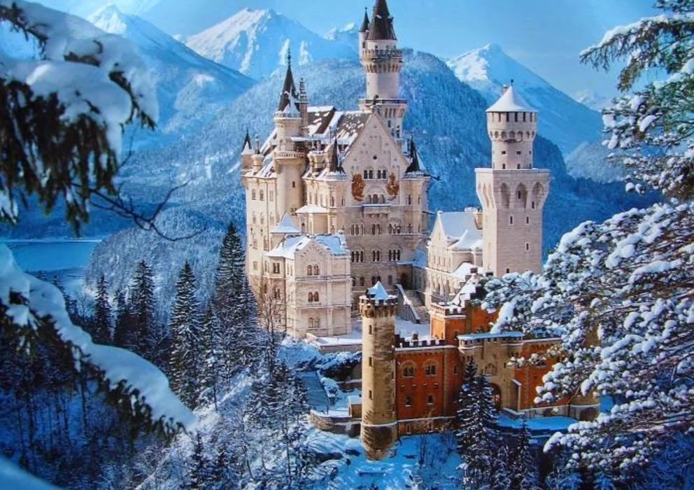 Φωτογραφίες: Τα πιο παραμυθένια κάστρα στον κόσμο