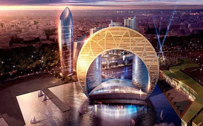 20 ξενοδοχεία που έρχονται από το… μέλλον!