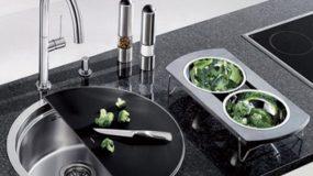 Πως Να απολυμανεις φυσικα Τον Νεροχύτη Της Κουζίνας
