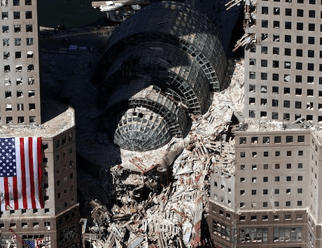 11η Σεπτεμβρίου 2001: H επίθεση στους Δίδυμους Πύργους (video)+ φωτο