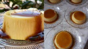 Συνταγή για κρέμα καραμελέ με ζαχαρούχο γάλα