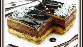Γλυκο ψυγειου...Πανδαισία σοκολατας!