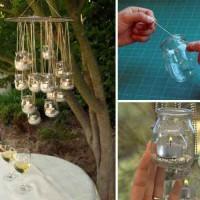 Εύκολες κατασκευές που μπορείς να φτιάξεις με γυάλινα βαζάκια! (DIY)