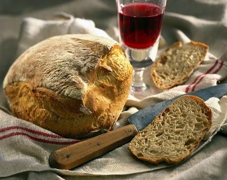 Το ψωμί της αρχάριας
