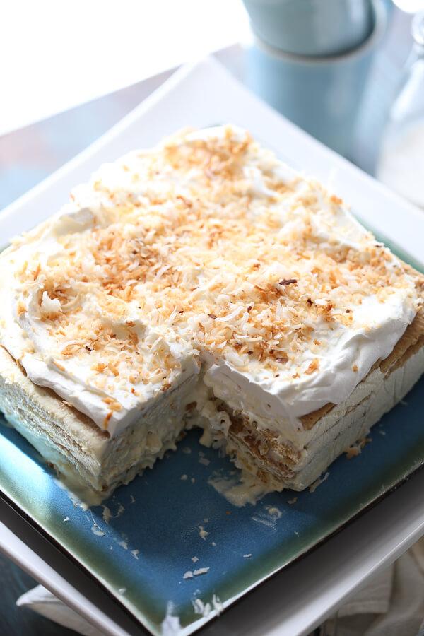 Vanilla-Coconut-Ice-Box-Cake-4
