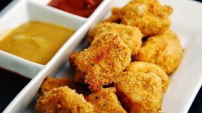 Nuggets Λαχανικών !Η πιο νόστιμη και υγιεινή επιλογη για παιδια!