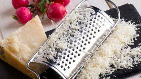 Πως θα καθαρίσεις πανεύκολα τον τρίφτη του τυριού!