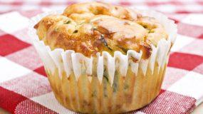Λαχταριστες Γεμιστές μπουκιές muffins!