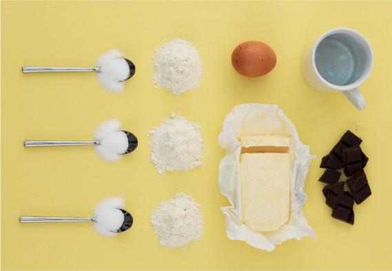 Φτιάξε  λαχταριστό κέικ σε κουπα μεσα σε τρια λεπτα!