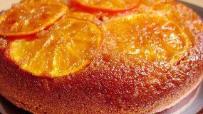 Ζουμερη πορτοκαλοπιτα!