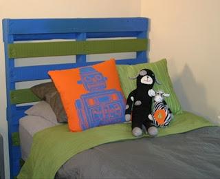 Ιδέες για ΠΑΙΔΙΚΑ - ΝΕΑΝΙΚΑ δωμάτια από ΠΑΛΕΤΕΣ !